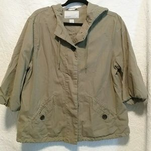 Old Navy 3/4 sleeve jacket size XL
